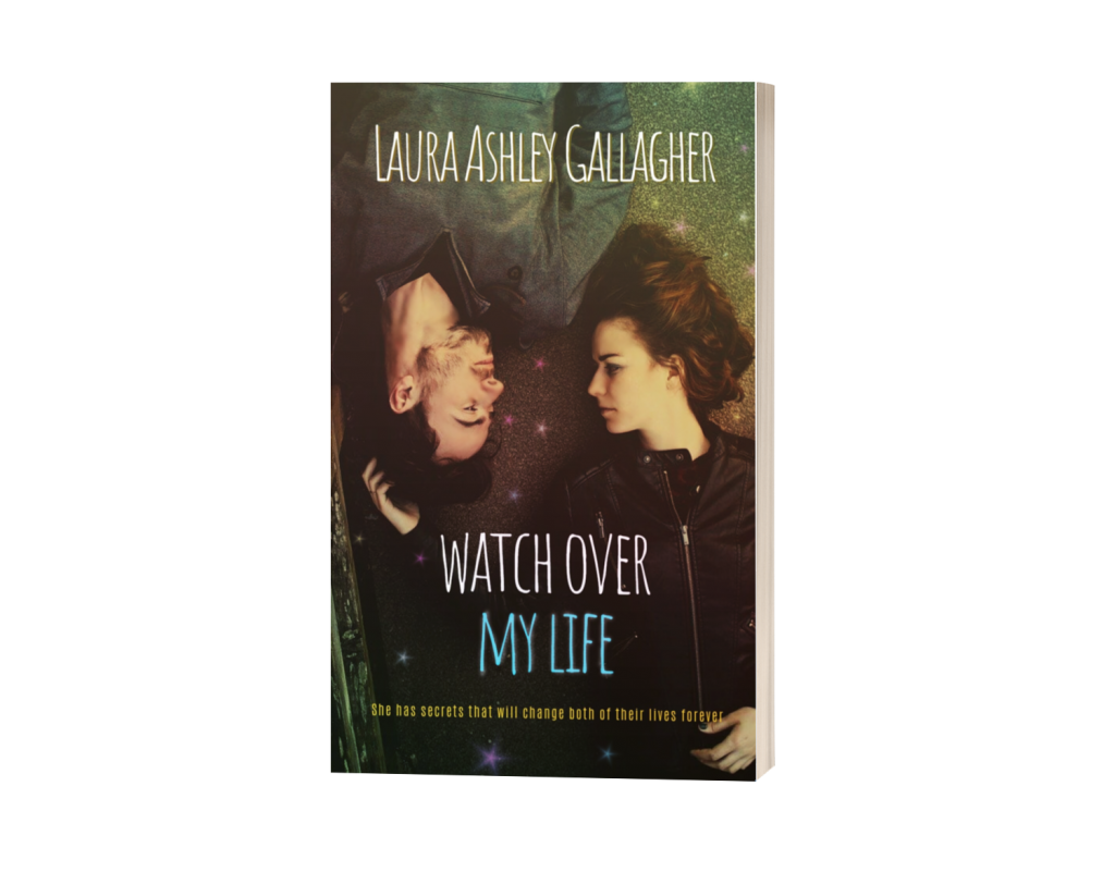 Watch Over My Life book.